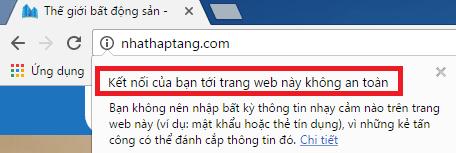 google chrome chinh thuc cap nhat thong bao bao mat cho website2