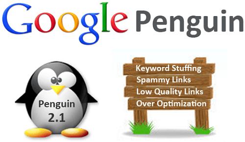 Nhung thuat toan cua Google thuat toan Penguin