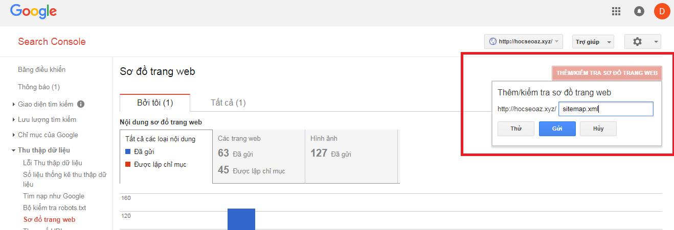 khai bao sitemap voi google4
