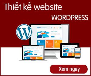 thiet ke website wordpress