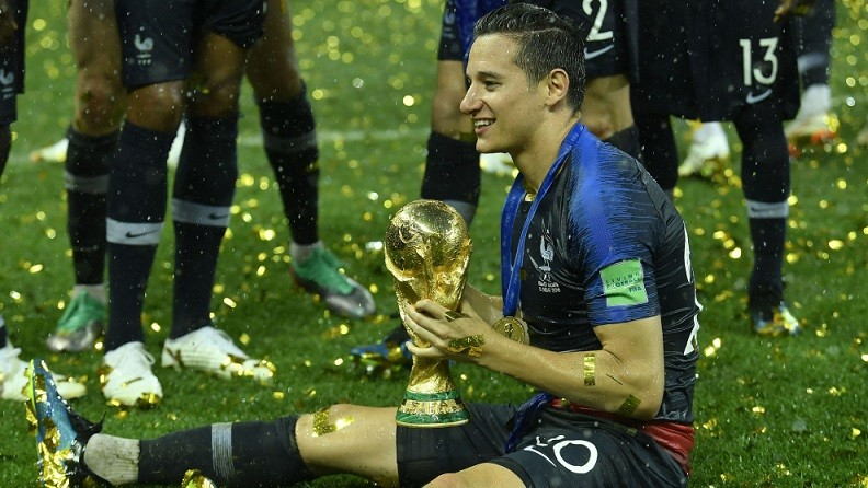 Florian Thauvin Olympic Phap
