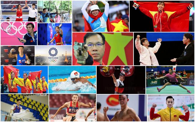 doan the thao viet nam tai olympic